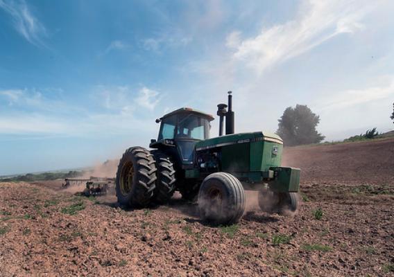 Agriculture Can Bea Dangerous Job